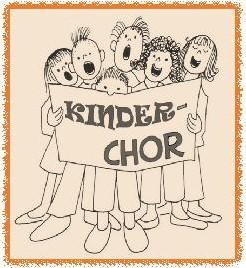 Kinderchor ev. Johanneskirche Büttgen