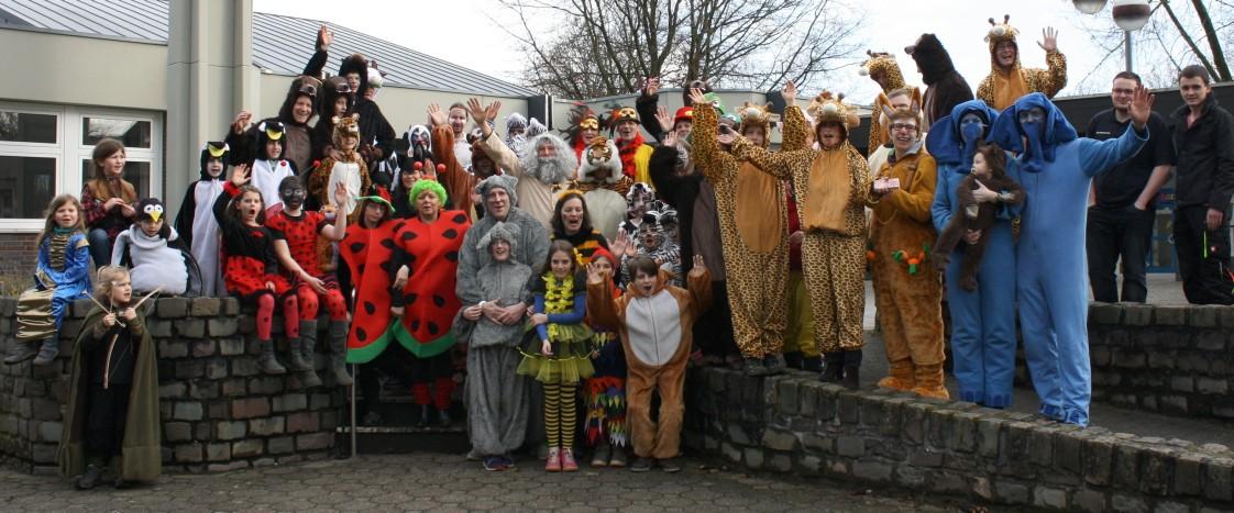 "Karnevalszug 2018 – ""Arche Noah op Jück!"""
