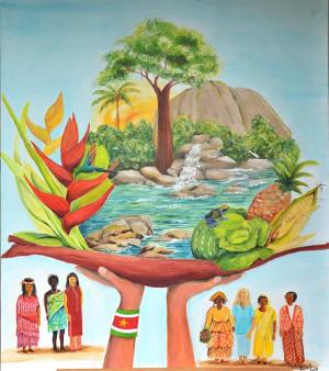 Komm mit uns nach Surinam! – Wir feiern den Weltgebetstag für Kinder